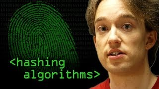 Hashing Algorithms and Security - Computerphile