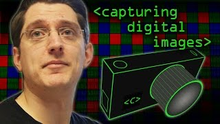Capturing Digital Images (The Bayer Filter) - Computerphile
