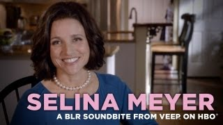 """Selina Meyer"" — A Bad Lip Reading Sound Bite from VEEP on HBO"
