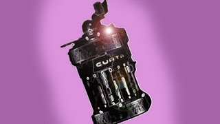 Amazing Old Calculator (Curta) - Numberphile