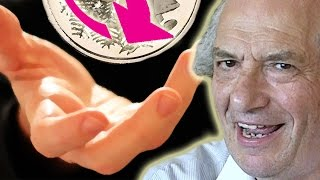 Should you catch a tossed coin? - Numberphile