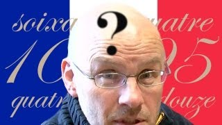 Problems with French Numbers - Numberphile