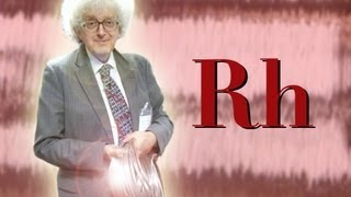 Rhodium - Periodic Table of Videos