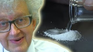 Fake Snow - Periodic Table of Videos