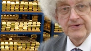 Gold Bullion Vault - Periodic Table of Videos