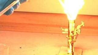 Hypergolic Reaction - Periodic Videos
