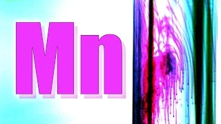 Manganese (new) - Periodic Table of Videos