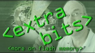 EXTRA BITS - Data Security and Flash Memory - Computerphile