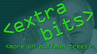 EXTRA BITS/TRITS - Huffman Trees - Computerphile