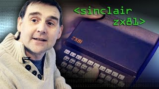 People's Computer: Sinclair ZX81 - Computerphile