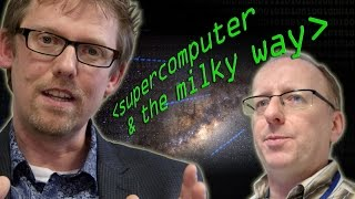 Supercomputer and the Milky Way - Computerphile
