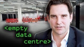 Empty Data Centre - Computerphile