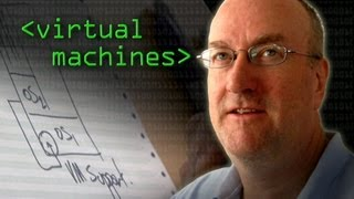 Virtual Machines Power the Cloud - Computerphile