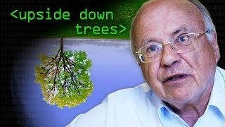 Upside Down Trees (Huffman Trees) - Computerphile