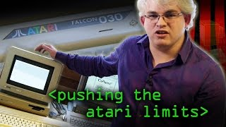 Pushing the Atari Limits - Computerphile