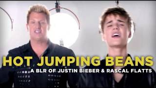 """Hot Jumping Beans"" -- another bad lip reading of Justin Bieber and Rascal Flatts"