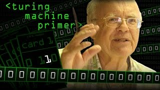 Turing Machine Primer - Computerphile