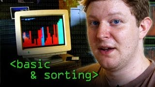 Programming BASIC and Sorting - Computerphile