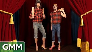 The High-Heeled Lumberjack Challenge