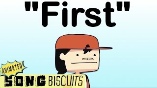First Comment Song - Animated Song Biscuits