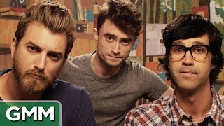 The What If? Game Ft. Daniel Radcliffe
