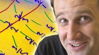 Infinite Fractions - Numberphile