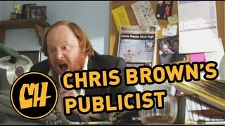 Chris Brown's Publicist