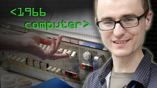 1966 Computing Power (Elliott 903) - Computerphile
