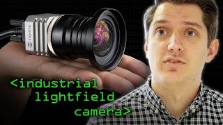 Industrial Light-field Magic - Computerphile