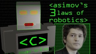 Why Asimov's Laws of Robotics Don't Work - Computerphile