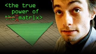 The True Power of the Matrix (Transformations in Graphics) - Computerphile