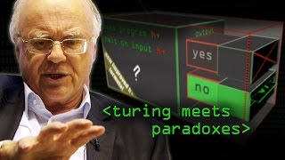Turing Meets Paradoxes (History of Undecidability Part 3) - Computerphile