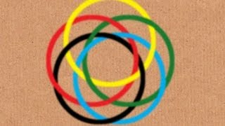 Borromean Olympic Rings - Numberphile