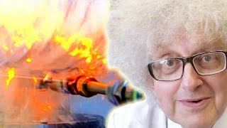 Underwater Sodium - Periodic Table of Videos