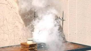 Caesium or Cesium - Periodic Table of Videos