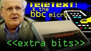 EXTRA BITS - BBC Micro and Teletext - Computerphile