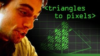 Triangles to Pixels - Computerphile