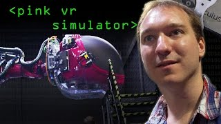 The (pink) VR Simulator - Computerphile