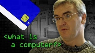 Credit Cards and Invisible Computing - Computerphile