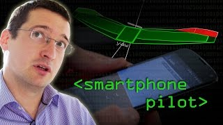 Captain Buzz: Smartphone Pilot - Computerphile