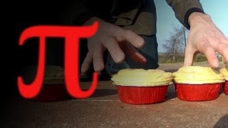 Pi with Pies (director's slice) - Numberphile