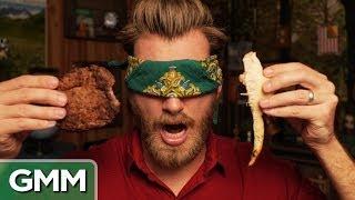 Exotic Meat Taste Test