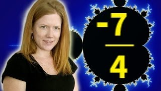 63 and -7/4 are special - Numberphile