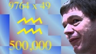 Zequals and Estimation - Numberphile