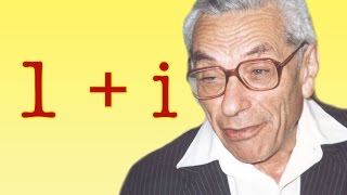 Imaginary Erdős Number - Numberphile