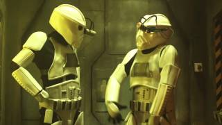 Troopers: Bathroom Run