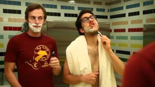 Jake and Amir: Shaving