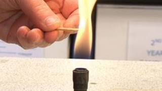 Bunsen Burner - Periodic Table of Videos