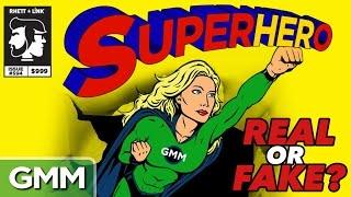 5 Unbelievable Female Superheroes ft. iiSuperwomanii