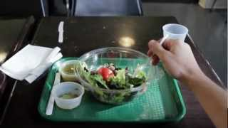 POV: Eating a Salad
